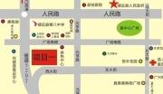 白银市靖远县商贸中心临主干道58亩商住用地出售