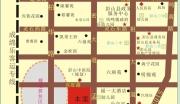 四川旅游经济大县彭山县中心区位100亩土地出让 四面临街