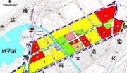 武汉后湖--中央华城C地块174亩商住用地底价出让