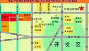 河南驻马店高铁站前整体转让