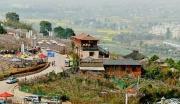 成都杏花村旁商业用地出售可搭配农用地适合休闲养生旅游产业