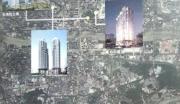 清远市清城区市中心一线江景5亩商住地岀让