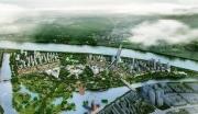 四川眉山东坡岛城市商业住宅用地出让