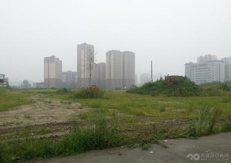 四川成都金堂县综合用地整体转让实景图