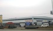 海阳市樱坤汽车城北面钢结构厂房出售/出租