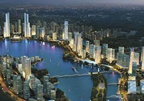湖南长沙梅溪湖国际新城项目转让