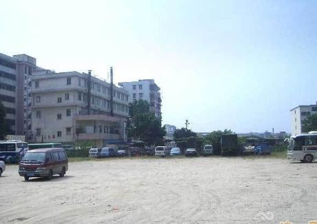 东莞大朗大型工业区唯一块永久性宅基地可分割出售实景图