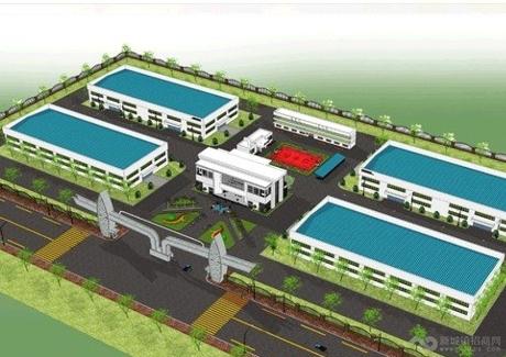 江门市江海区工业园一厂房出售,约28.4亩